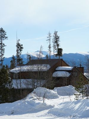 Photo for Duplex Home Bordering National Forest near Silverthorne