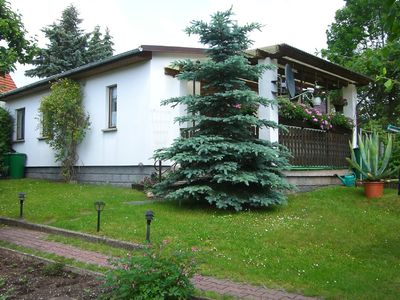 Photo for Quietly located, modernly furnished holiday home near the woods