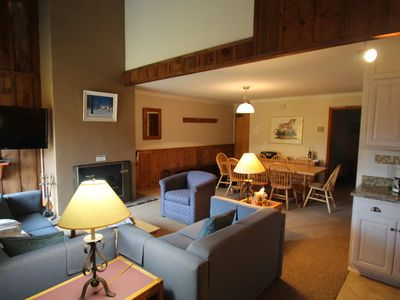Killington - 4 Bedroom Duplex ~ Ski In