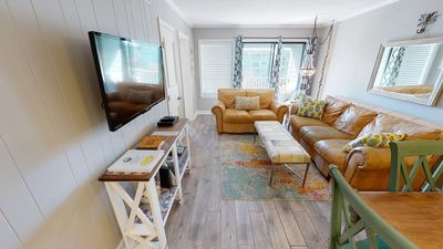 Photo for Gorgeous 2 Bedroom, 2 Bath unit in Building 1 Overlooking Pool and Closet Building to the Beach in Hilton Head Resort