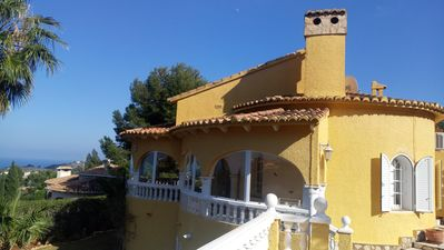 Photo for VILLA 4 BEDROOMS 8 PERS DENIA Montgo