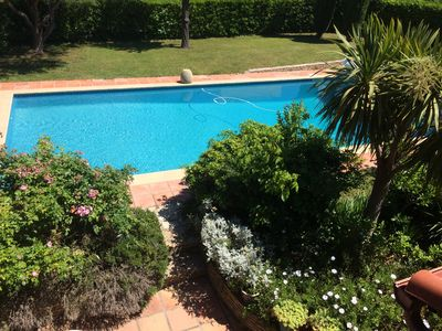 Photo for Villa 6-8people with private pool near creeks and stadium velodrome