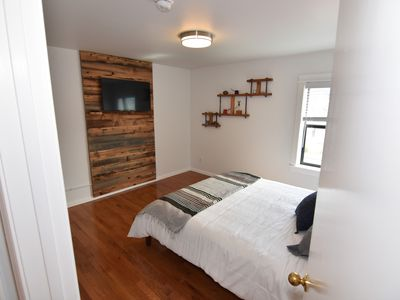 Photo for Modern rental, new, comfortable-close to it all!
