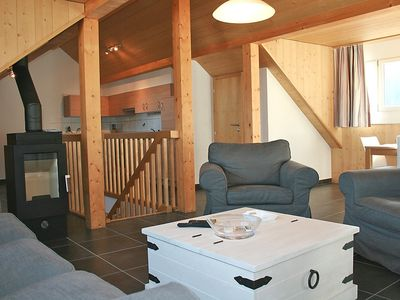 Photo for Apartment in Gruyères with Parking, Internet, Washing machine, Balcony (40703)