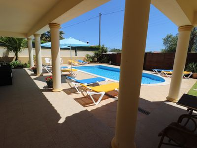 Photo for SPECTACULAR VILLA with A/C 1 & 2 bedroom apartments,FREE Wi-Fi,close to Old Town