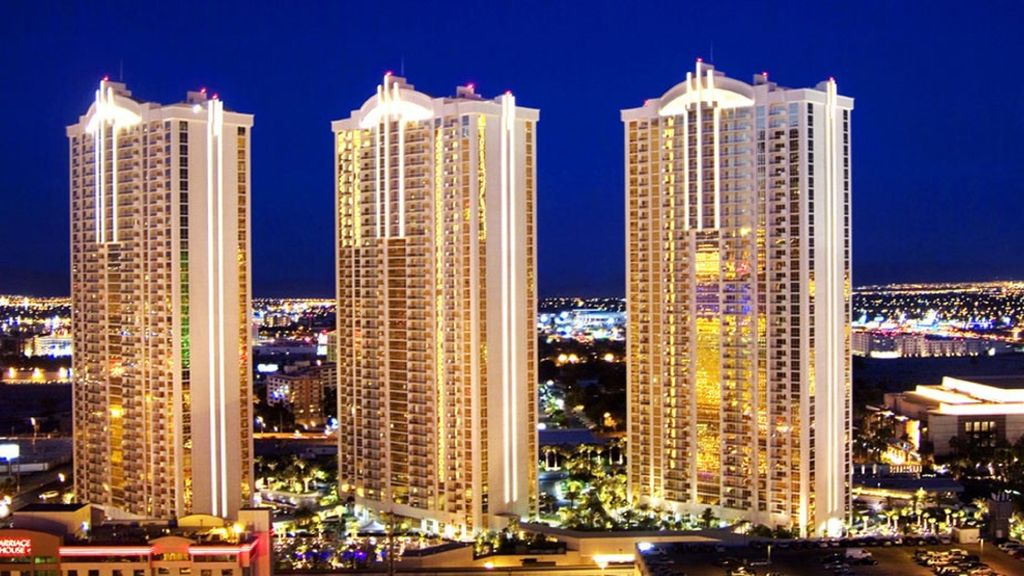 Las Vegas Condo Al Your Will Be In Tower 1 The One Closest To