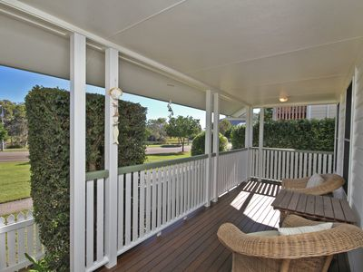 Photo for 16 Beachway Pde, Marcoola: Linen Incl, WiFi, Pet Friendly, A/Cond. 500 BOND