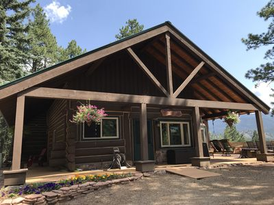 Photo for Beautiful Cabin! Great for families!