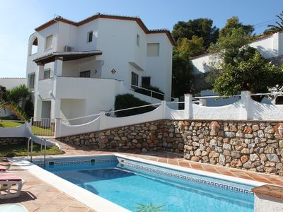 Photo for Casa Girasol - beautiful spacious villa with private heated pool
