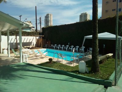Photo for Property well located large area, pool and sports court.