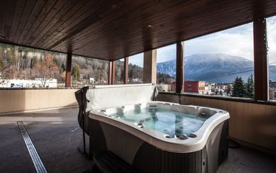 Photo for The Downtown Loft: Huge Deck, Amazing Views, Hot Tub, BBQ