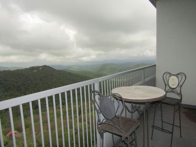 Photo for Top Floor Grandfather view, Sugar Top 2012. Monthly rates upon request.