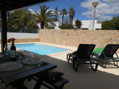 Photo for Rustic 1 Bedroom Detached Villa, Private Swimming Pool. Very Close To The Beach.