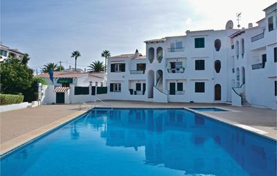 Photo for 2 bedroom accommodation in Cala'n Porter
