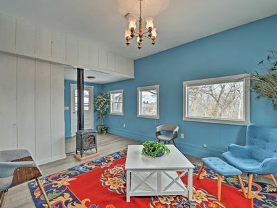 Photo for NEW! Remodeled Lander Home w/Hot Tub+Amazing Views
