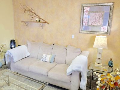 Photo for Comfy, Cozy & 1 Mile from Mayo Clinic! :) Apt #2