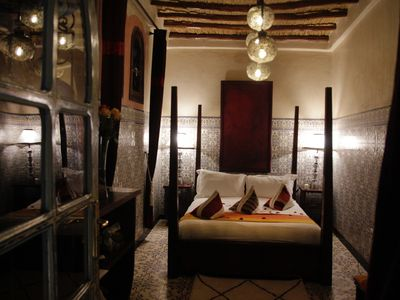 Photo for Ocre Shems Suite - Riad of charm in Marrakech