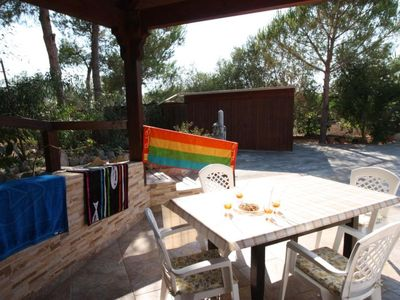 Photo for Vacation home cotriero pineta red house in Gallipoli - 4 persons, 1 bedrooms