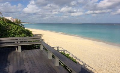 Photo for Beautiful 4BR Beachfront Townhouse On Paradise Island - Mira Mar