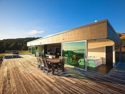 Photo for The Glass House - Raglan Luxury
