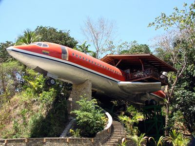 Photo for Experience WORLD FAMOUS 727 Airplane Jungle Fuselage Home in Manuel Antonio
