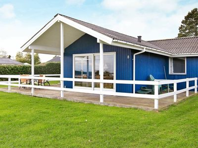Photo for Sunlit Holiday Home in Funen on Beach