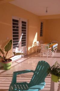Photo for Bottom of villa with 3 bedrooms in Sainte-Luce