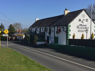 Irish nights are held in the Merry Ploughboy 200 yards away