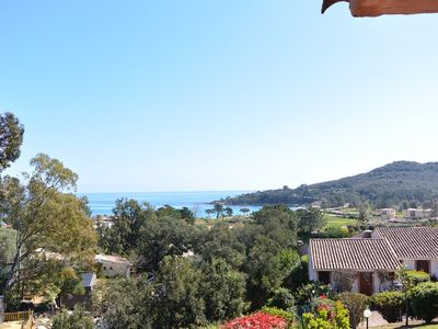 Photo for APARTMENT ORO 54- SEA VIEW - BEACH ON FOOT - FAVONE