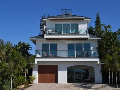 Photo for Absolutely Perfect 4 BR/3.5 BA Beach Front Pool Home