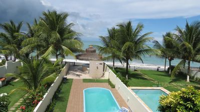 Photo for spacious house facing the natural pools, next to the Hotel Marinas