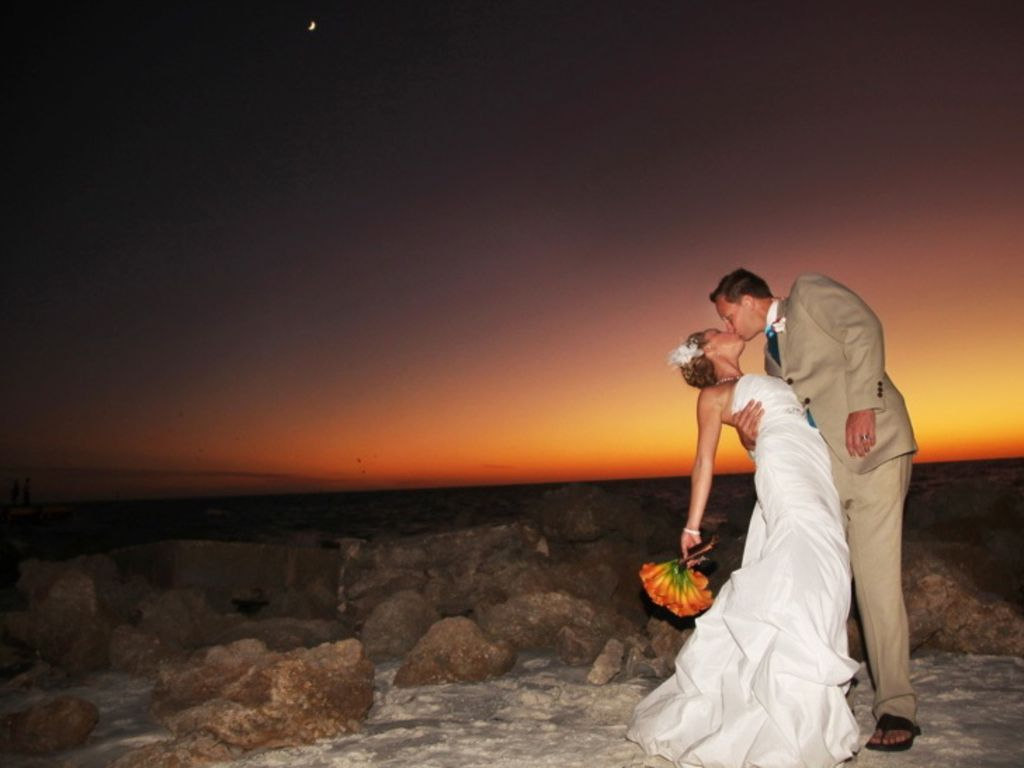Beach House Rental Siesta Key Part - 31: Beach Weddings On Our Private Beach