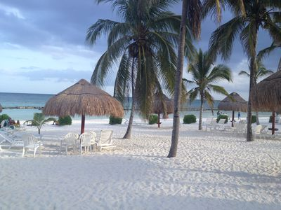 Photo for Best Beach and Location in PA in the Heart of the Riviera Maya!