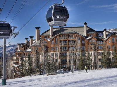 Photo for *New Listing!* Ski-in/Ski-Out Condo in Beaver Creek- Excellent Location