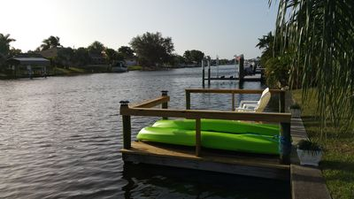 Photo for Cozy Waterfront/Private Pool Home-Great location!