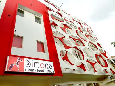 Photo for Simona Hotel Twin Bed Room for maks 4 persons