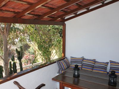 Photo for Real Canary, quiet and cozy cottage in Hermigua, free Wifi