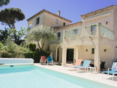 Photo for 6BR Villa Vacation Rental in Roquebrune-sur-Argens, Provence-Alpes-Côte d'Azur
