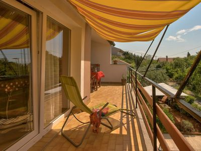 Photo for Comfortable and spacious apartment, 300 meters from the sea