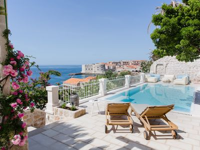 Photo for 5BR Villa Vacation Rental in Dubrovnik, Dubrovačko-neretvanska županija