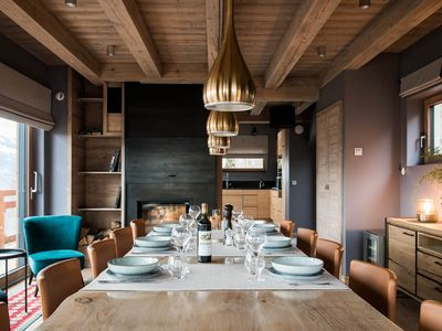 Photo for Chalet Caprice - MEGEVE - COMBLOUX