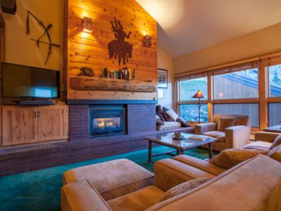 Photo for Large Top Floor Family Condo - Across Street from the Resort's Hike/Bike Trails