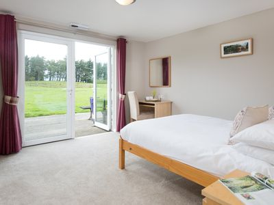 Photo for PENNINE -  sleeps up to 6, pet friendly, with communal Function Hall/Games Room