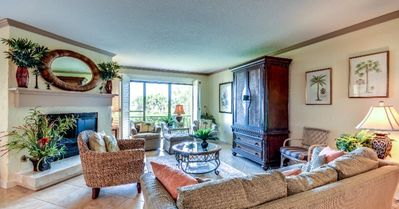 Photo for Gorgeous Oceanfront Townhome on Amelia Island Plantation!