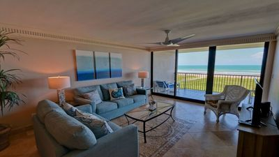Photo for New Listing! Family-Friendly Beachfront Condo w/ Balcony, Pools & Gulf Views