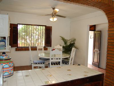 Photo for Stunning view Casa Frida in the heart of down town, few blocks from the beach