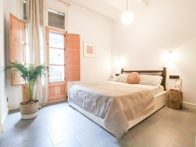 Photo for Beautiful and exclusive apartment in Barcelona