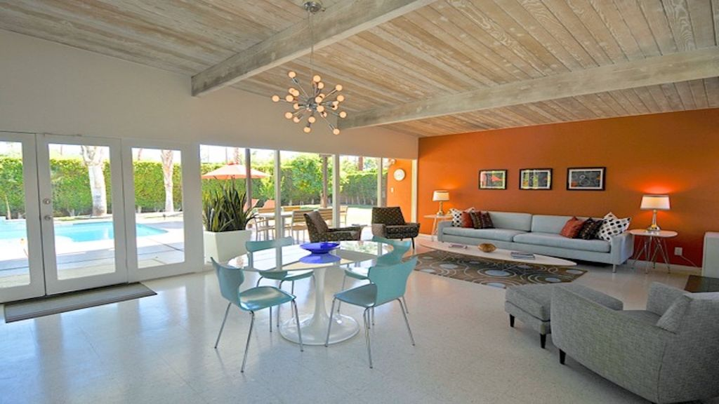 Iconic Alexander Midcentury Modern House with Panoramic Views and ...