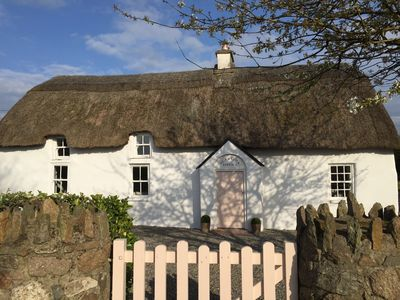 Photo for Original Irish Thatched Cottage with modern twists