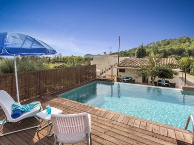 Photo for Hilarious Villa Rafaler with Private Pool and Waterfall